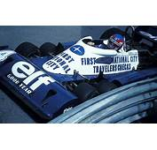 Patrick Depailler Monaco 1977 By F1 History On DeviantArt