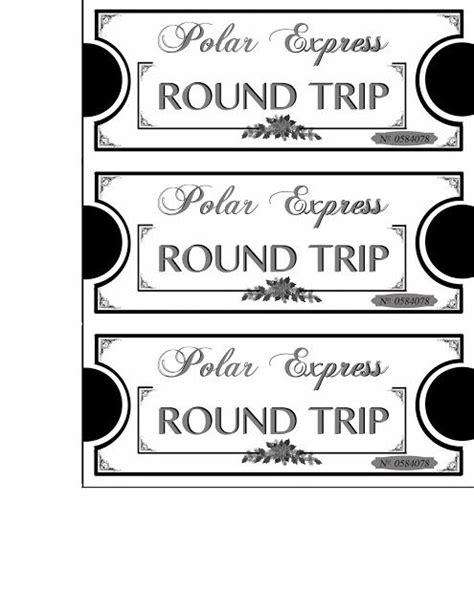 printable polar express tickets kindergarten 25 best ideas about polar express tickets on pinterest