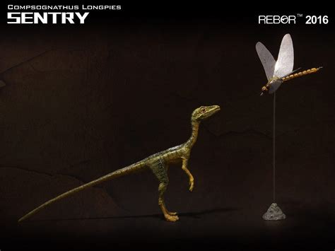 Rebor Compsognathus Bad Company rebor 1 6 scale compsognathus longipes quot sentry quot and quot bad company quot page 1 dinosaur forum