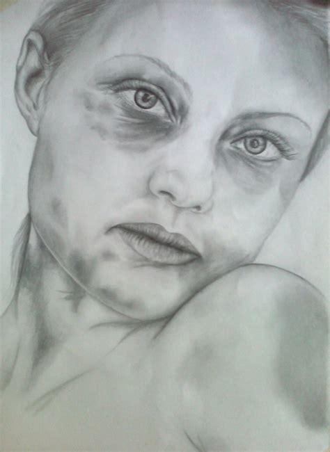 imagenes de violencia de genero para dibujar no a la violencia de genero mis dibujos a grafito quot no a