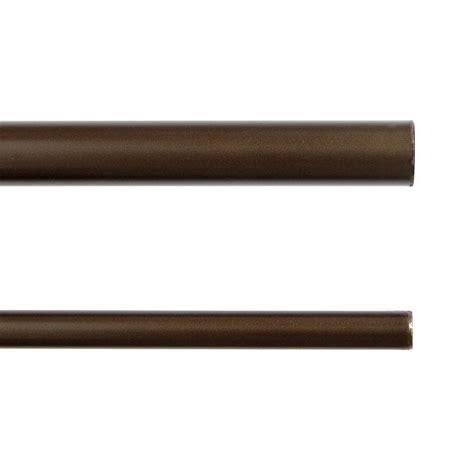 bronze drapery hardware single rod drapery hardware bronze ballard designs