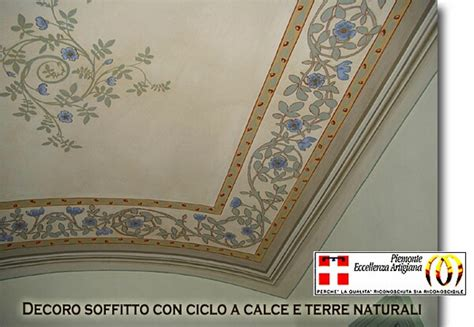 decori soffitto decori a soffitti