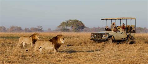 Safitri Syari zambia luxury safari africa