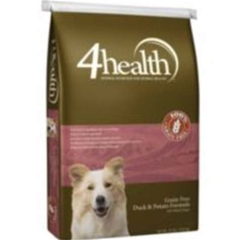 4health grain free puppy food 4health grain free duck potato from tractor supply co