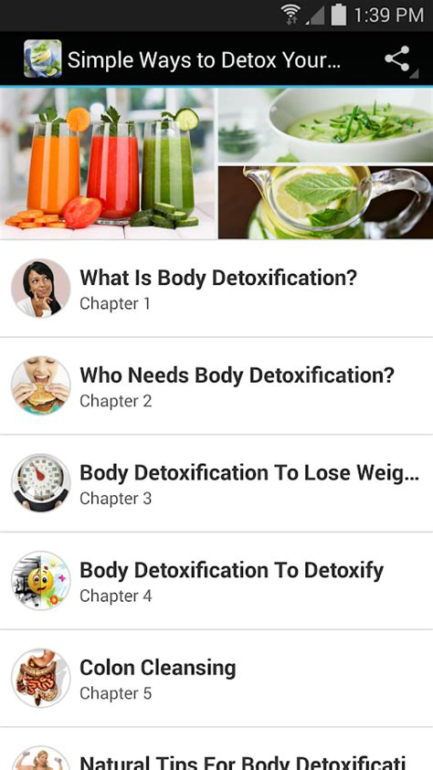 How To Detox Your Naturally And Safely by Simple Ways To Detox Your Android Apps On Play