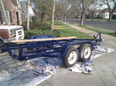 paint a boat trailer with bed liner or pirate4x4 - Boat Bed Liner Paint