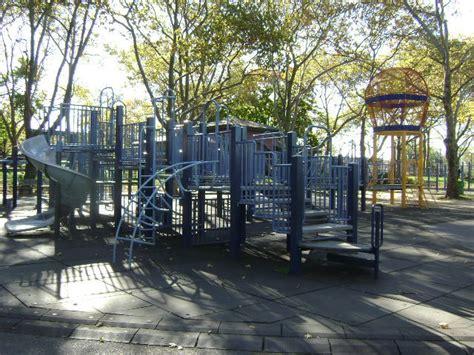 cleveland parks grover cleveland playground news future park brightens a rainy day nyc parks