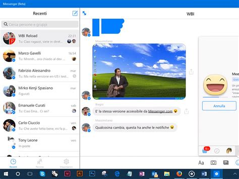 full version fb on mobile des applis windows 10 universelles pour facebook messenger