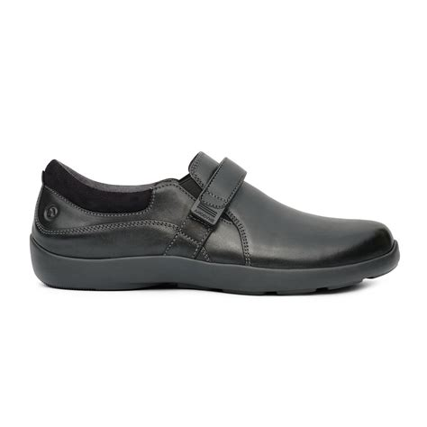womens black casual dress shoes