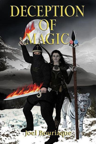 the deception noble books deception of magic book one of lord of the by joel