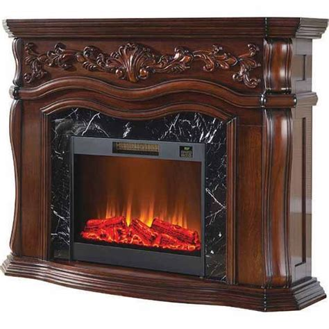 Big Lots White Fireplace by 62 Quot Grand Cherry Electric Fireplace Big Lots Shoplocal