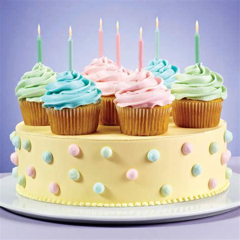 pretty party cupcakes cake wilton