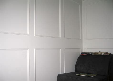 paneled walls does anyone have a hidden secret door in their home