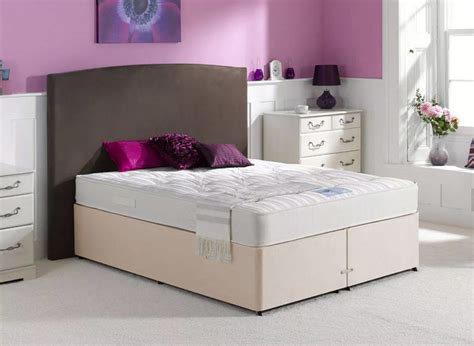 dreams headboards henley pocket spring mattress and classic divan bed