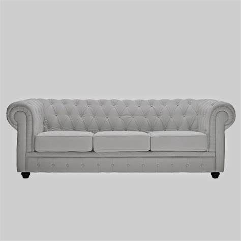 Chesterfield Sofa White Leather Chesterfield White Chesterfield
