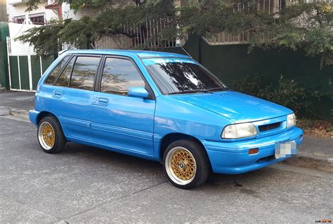 Pride Kia Kia Pride Wagon 1999 Car For Sale Tsikot 1