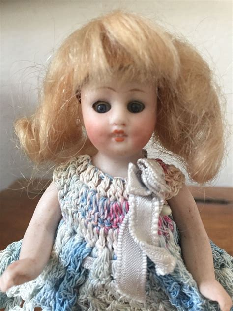 bisque doll prices german jd kestner 4 inches antique all bisque doll