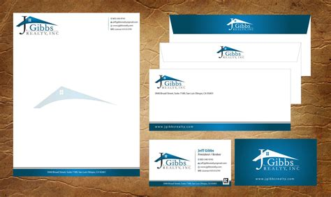 Business Letterhead Envelopes business card stationery design best business cards