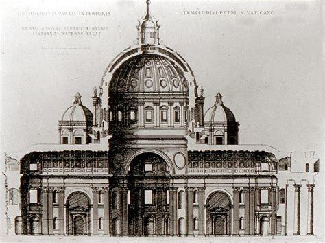 la cupola di san pietro l italiano con la basilica di san pietro adgblog
