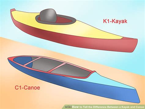 what is the difference between a boat and a ship how to tell the difference between a kayak and canoe 5 steps