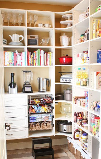 after new pantry organization system organization new house tour pantry makeover before and after photos