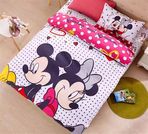 Selimut Mickey Dan Minnie buy grosir selimut tunggal from china selimut tunggal penjual aliexpress alibaba