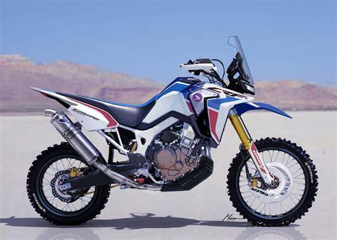 Honda Motorrad Enduro oh my the honda africa twin enduro sports concept
