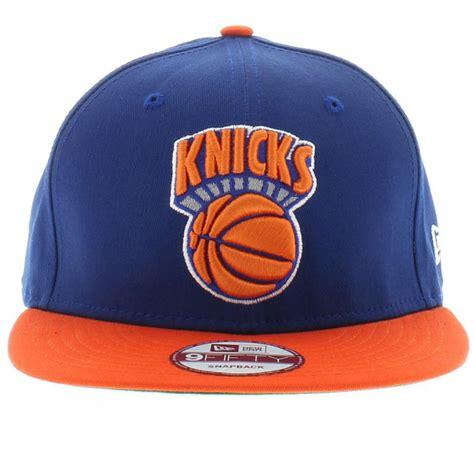 new york knicks team colors the 2 tone nba basic snapback