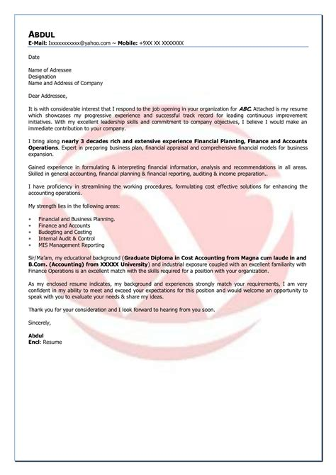 Fuel Driver Cover Letter by Operational Auditor Cover Letter Fuel Driver Cover Letter