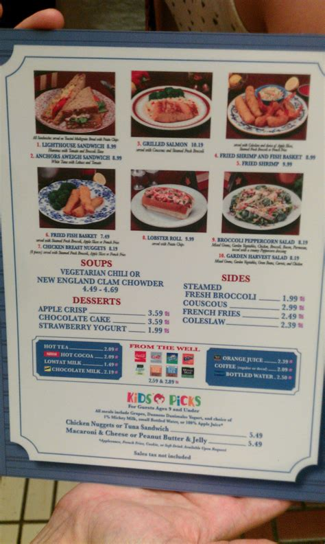 columbia harbor house menu menu additions columbia harbour house and cosmic ray s dining reviews and