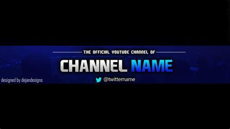youtube banner template psd sadamatsu hp