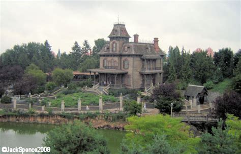 Mansion Floor Plan Disneyland Paris Frontierland Part 4 Phantom Manor