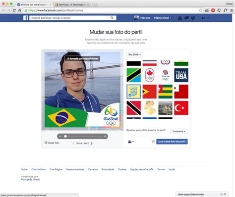 fotos para perfil no facebook facebook libera filtro para foto de perfil com tema das
