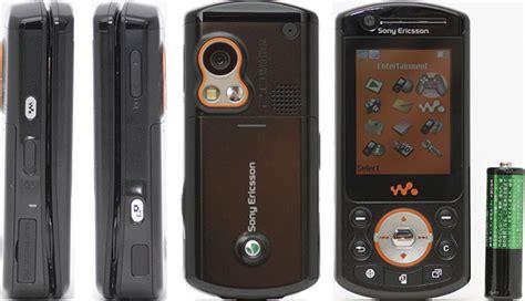 Sony W900 sony ericsson w900 review esato