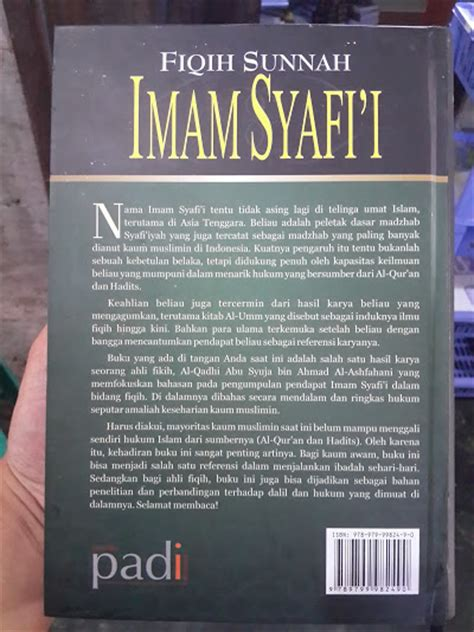 Buku Fiqih Thaharah buku fiqih sunnah imam syafi i pedoman amaliah muslim toko muslim title