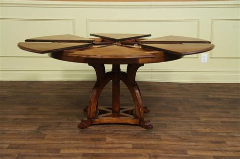 and crafts table solid walnut arts and craft expandable dining table