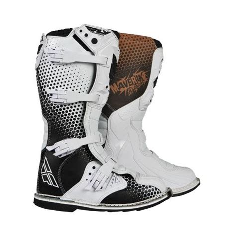fly motocross boots fly racing maverik mx boots revzilla
