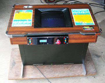 frogger cocktail table for sale 90 best images about arcadespecialties com on
