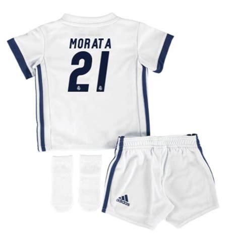 Miniatur Real Madrid Bis mini set real madrid 2016 2017 home morata 21 f 252 r nur 87 06 bei merchandisingplaza