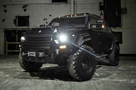 civilian armored vehicles terradyne gurkha rpv civilian edition hiconsumption