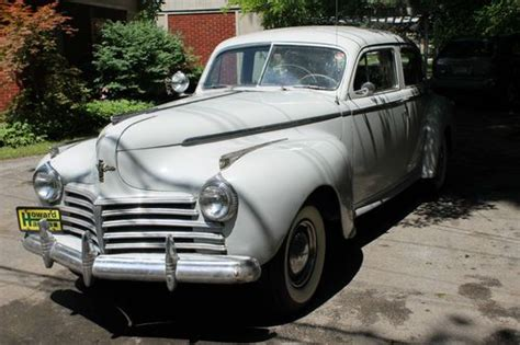 1941 Chrysler New Yorker by Sell Used 1941 Chrysler New Yorker In Michigan
