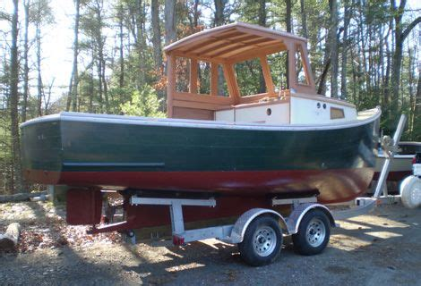 21 ft repco lobster boat wooden lobster boat repco 22 lobster boats pinterest