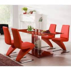 red dining table and chairs marceladick com