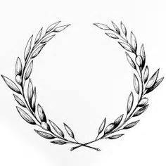 olive branch wreath tt pinterest arms leaves and wraps