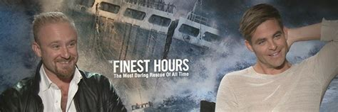 chris pine the finest hours is like a studio film from quot the finest hours quot offers up an early year theatrical
