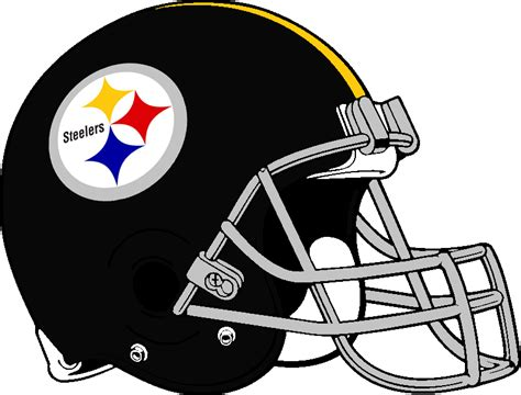 steelers helmet 1963 1976 by chenglor55 on deviantart