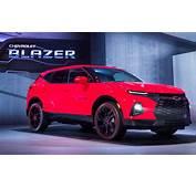 Novo Chevrolet Blazer 2019 SUV Do Camaro  V&237deo CAR