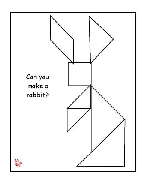 printable tangram puzzle templates 41 best images about tangram on pinterest animaux
