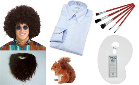 Bob Ross Costume   DIY Guides for Cosplay & Halloween