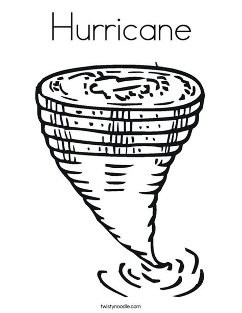 printable hurricane images hurricane coloring page twisty noodle